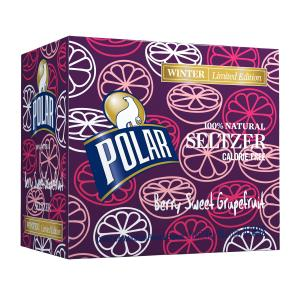 Polar Seltzer Very Berry Grapefruit