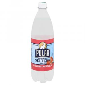 Polar Ruby Strawberry Watermelon Seltzer Water