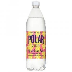 Polar Seltzer Upside Down Plum