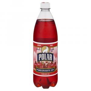 Polar Pomegranate Dry Soda