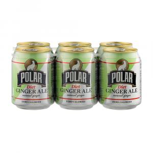 Polar Diet Ginger Ale