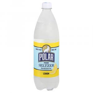 Polar Seltzer Lemon