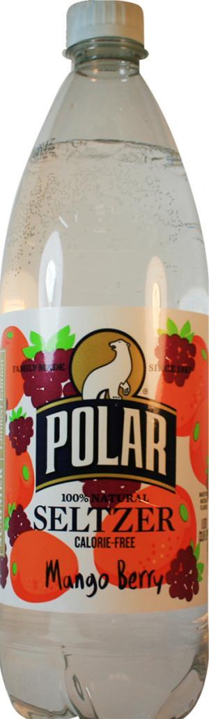 Polar Mango Berry Seltzer Water