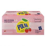 Polar Seltzer'ade Strawberry Lemonade