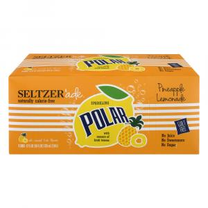 Polar Seltzer'ade Pineapple Lemonade
