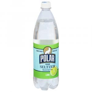 Polar Seltzer Lime