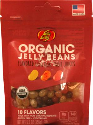 Jelly Belly Organic Jelly Beans