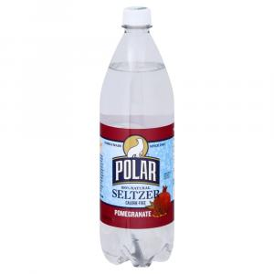 Polar Seltzer Pomegranate