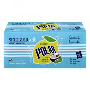 Polar Seltzer'ade Coconut Lime