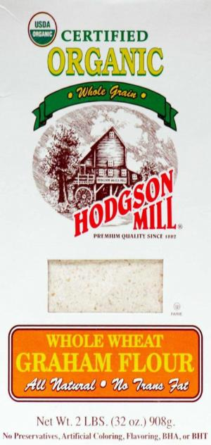 Hodgson Mill Organic Whole Wheat Flour