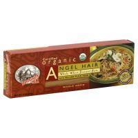 Hodgson Mill Organic Whole Wheat Angel Hair W/flaxseed
