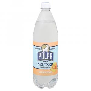 Polar Seltzer Georgia Peach