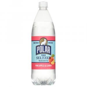Polar Seltzer Pink Lady Apple & Lemon