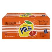Polar Seltzer'ade Blood Orange Lemonade