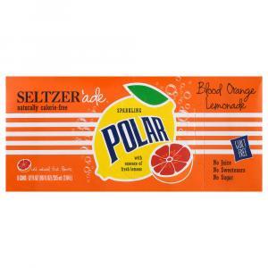 Polar Seltzer'ade Blood Orange Lemonade
