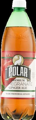Polar Pomegranate Ginger Ale