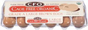 Eggland's Best Organic Cage-Free Eggs