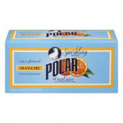Polar Orange Dry Sparkling Beverage