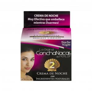 La Original Concha Nacar de Perlop Natural Night Cream #2