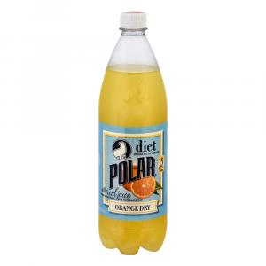 Polar Diet Orange Dry Soda
