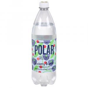 Polar Seltzer Cranberry Bramble