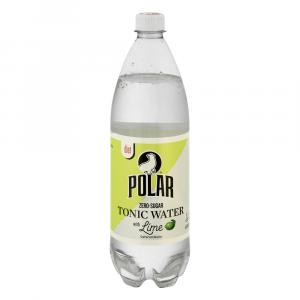 Polar Diet Lime Tonic Water