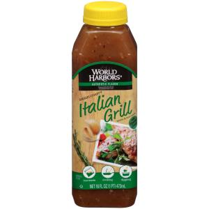 World Harbors Amalfi Coast Italian Grill Marinade