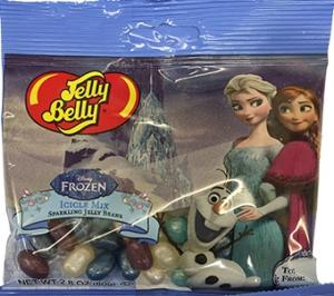 Jelly Belly Disney Frozen Icicle Mix Sparkling Jelly Beans