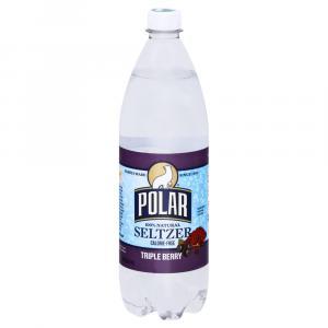 Polar Seltzer Triple Berry