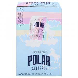 Polar Seltzer Jr. Unicorn Kisses