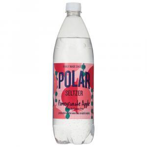 Polar Seltzer Pomegranate Apple