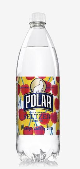 Polar Seltzer Mango Cherry Bliss