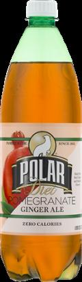 Polar Diet Pomegranate Ginger Ale