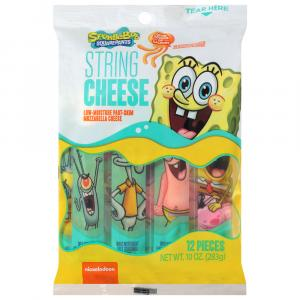 Spongebob Square Pants String Cheese