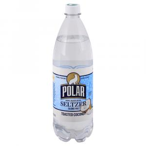 Polar Seltzer Toasted Coconut