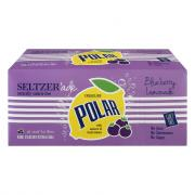 Polar Seltzer'ade Blue Lemonade