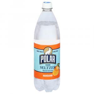 Polar Seltzer Mandarin Orange