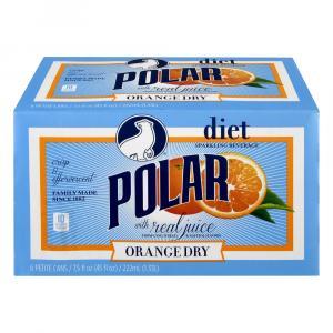 Polar Diet Orange Dry
