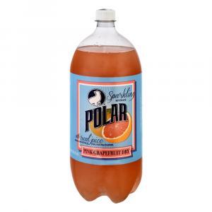 Polar Diet Pink Grapefruit Soda