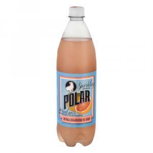 Polar Pink Grapefruit Dry Soda