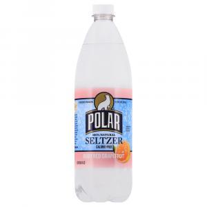 Polar Seltzer Grapefruit
