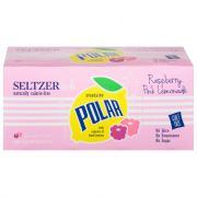 Polar Seltzer'ade Raspberry Pink Lemonade