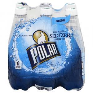 Polar Seltzer Water