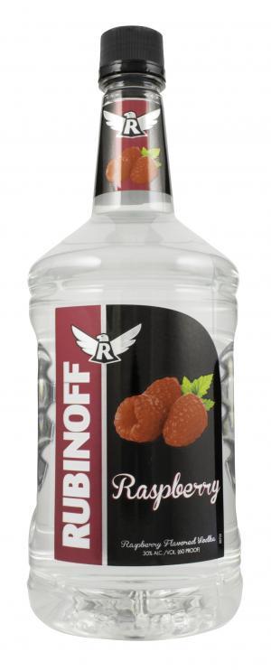 Rubinoff Raspberry Vodka