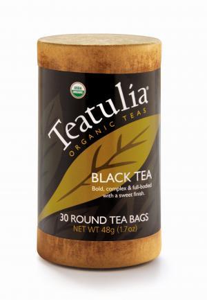 Teatulia Organic Black Tea
