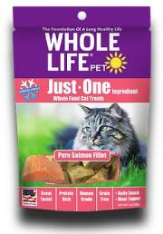 Whole Life Just One Salmon Cat Treat