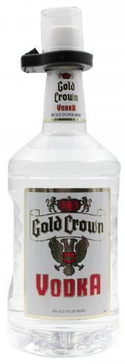 Gold Crown Vodka