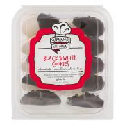 Mini Black & White Cookies
