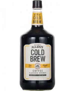 Allen's Cold Brew Coffee Flavored Brandy
