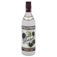 Stolichnaya Blakberi Vodka